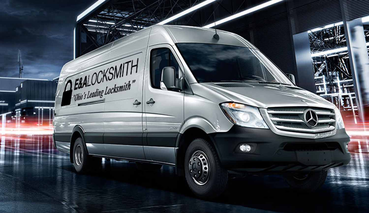 Locksmith Mobile Unit